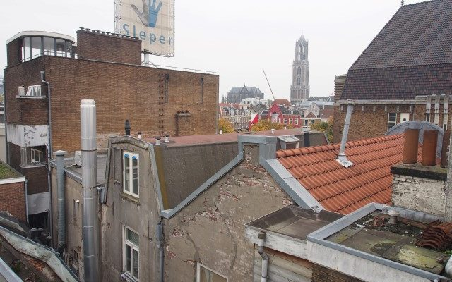 Herbestemming Hartje Utrecht