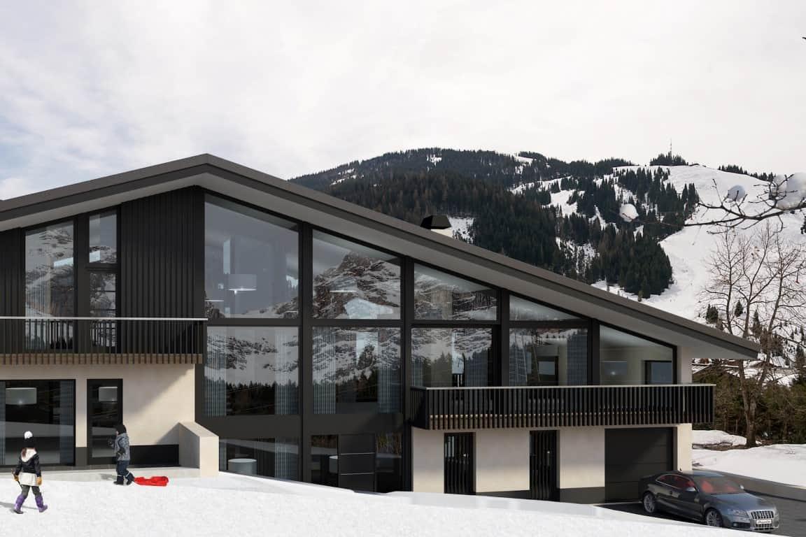 Villa Oostenrijk 1